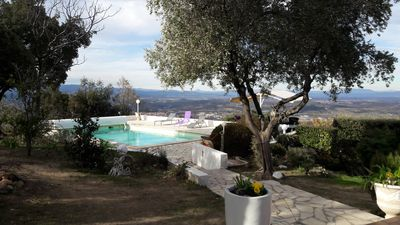 Photo for Nice house, exceptional, 3 bedrooms, swimming pool, WI-FI