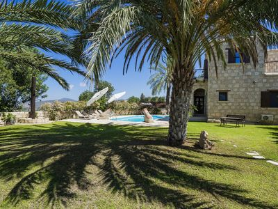 Photo for Villa Triteos - 3 bed, 3 bath Stone built villa with private pool in Amazing Setting