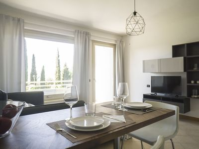 Photo for 1BR Apartment Vacation Rental in Predore, Lombardia
