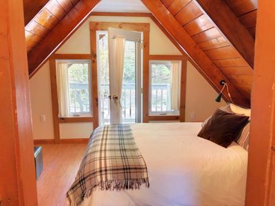 Photo for Cozy Chalet -  Walking distance to the hiking trails