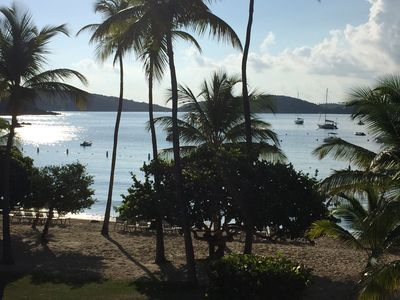Best Beach Front Condo - 30ft from Cowpet Bay Beach - the Perfect Location!