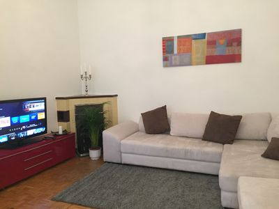 Photo for Bright Apartment near City Center