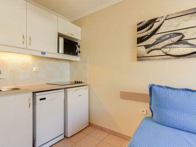 Photo for Apartment Les Rivages de Rochelongue in Cap d'Agde - 4 persons, 1 bedrooms