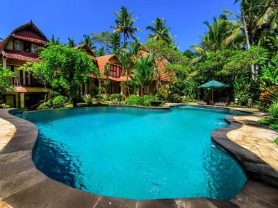 Photo for 02 BR Duplex Villa@ Ubud