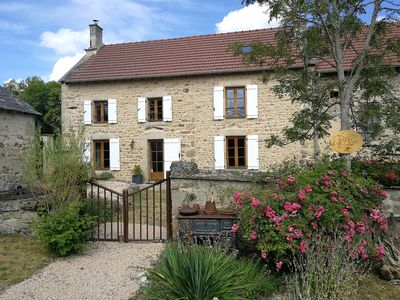 Photo for Aux 2 Puys, Bed and Breakfast in Auvergne