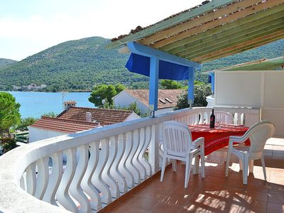 Photo for Apartment Rato  A2(4+1)  - Grebastica, Riviera Sibenik, Croatia
