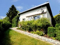 The bungalow was in a small rural village, which overlooked fields.  Perfect for ...