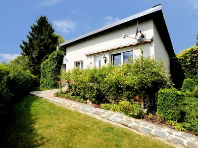 Photo for Comfortable and cosy little bungalow with garden, terrace and beautiful view.