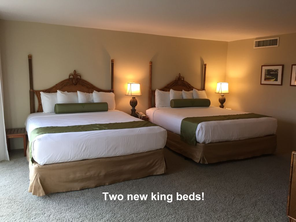 Two Comfortable KING Beds Plus New Sofa Be VRBO - New sofa