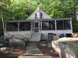 Photo for 2BR Cabin Vacation Rental in Meredith, New Hampshire