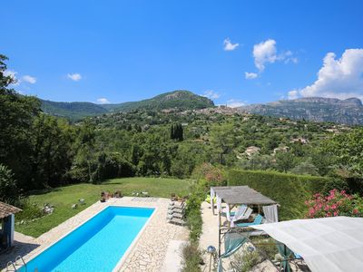 Photo for Spacious Villa with Spectacular Views
