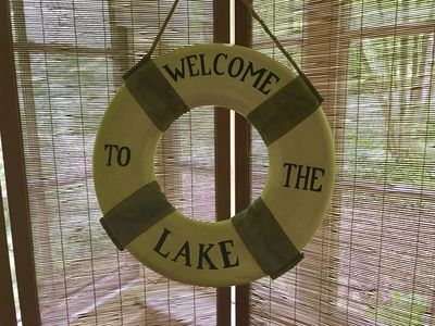 Welcome to the Lake! The perfect place to make a lifetime of treasured memories