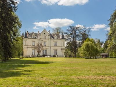 Photo for 7BR Villa Vacation Rental in Perrusson, Indre-et-Loire