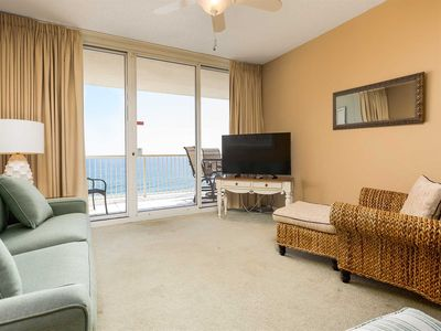 Photo for Beach Club 1205A by Meyer Vacation Rentals