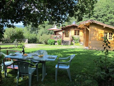 Photo for 6-8 pers. chalet in the heart of the Vogezen