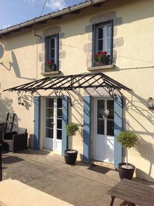 Photo for Welcome to Petite Aucher, our beautifully restored 3 bedroom cottage.