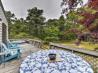 Photo for Cozy Wellfleet Cottage w/Deck by Chipman's Cove!