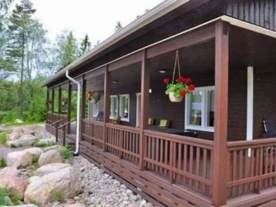 Photo for Evajarvi Holiday Home, Sleeps 10 with WiFi