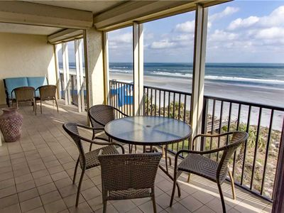 Welcome to Sand Dollar I 502 - A walk along the beautiful beach is a perfect way to begin or end a day of vacation in St. Augustine!