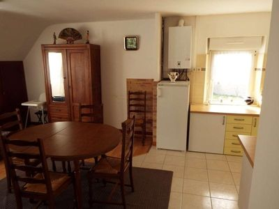Photo for Apartment Carnac, 2 bedrooms, 4 persons