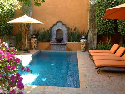 Photo for Lovely, tranquil, colonial-style gem in the Zona Centro San Miguel