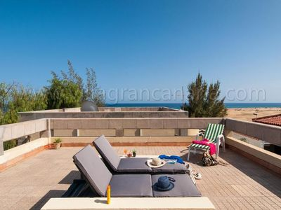 Photo for Playa del Ingles Villa, Sleeps 3 with Air Con
