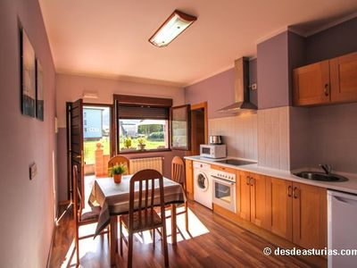 Photo for Fermin accommodation for 4 people