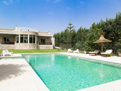 Photo for Illi house with swimming pool, hamam and gym