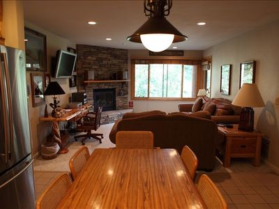 Photo for Luxury Ski-In/Ski-Out on the Slopes of Park City Mountain Snowflower 2B/2B Condo