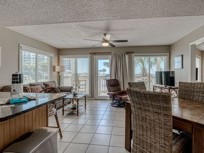 Photo for All NEW for 2019 - Great Beach Front Resort 2 BR/2 BA with a Beach View