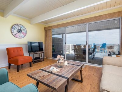 Photo for OCEAN COLONY - MID-TOWN LARGE TOWNHOME OCEAN FRONT WITH POOL