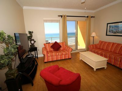 Photo for Treasure Island 2 bedroom with bunk area. 3rd floor condo for ease of acces.