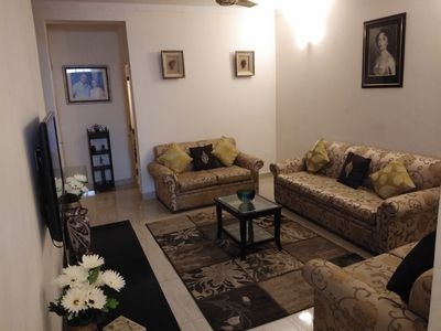 Photo for ENTIRE HOME (3 BR+DRoom+Kitchen+Terrace+Parking)