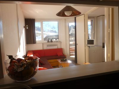 Photo for 2 rooms, sleeps 4-5, ideally located at the Fontaines Blanches