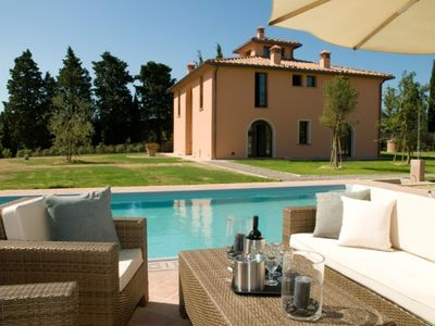 Photo for 4BR Villa Vacation Rental in Peccioli, Tuscany