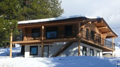 Photo for 4BR Chalet Vacation Rental in Wardner, BC