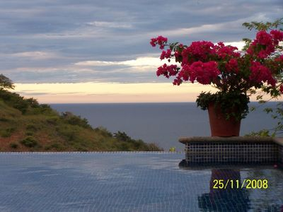 """Photo for Costa Rica """"Top of the Mountain"""" Panoramic Pacific Ocean View Luxury Villa"""