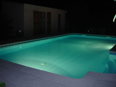 Photo for Zen villa with pool for 4/8 pers