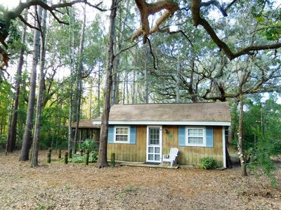 Photo for Charming Edisto  cottage for monthly rental, beginning Sept 1, 2019