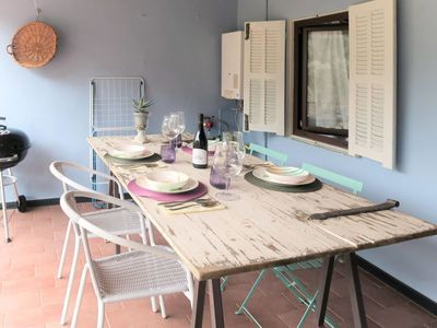 Photo for Apartment Oltrelascala (PTD140) in Pontedassio - 4 persons, 1 bedrooms