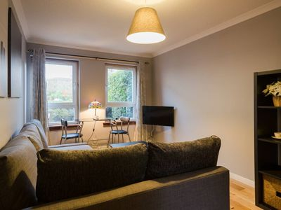 Photo for Stylish Flat 20 Minutes Walk to Princes Street