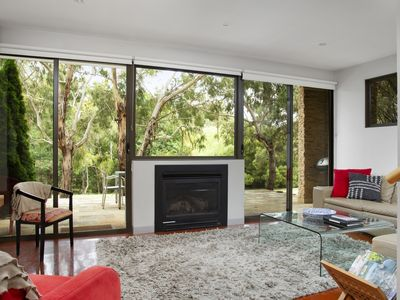 Photo for Lake Daylesford Lodge 7 ~ 3 Bedroom/3 Ensuite ~ LAKE FRONTAGE ~ Magnificent