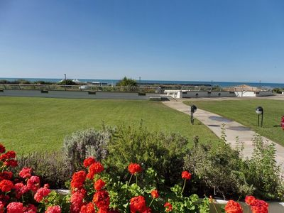 Photo for Magnificent T3 swimming pool with sea view Rochelongue Cap d'Agde