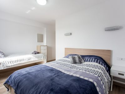 Photo for Comfortable newly refurbished apartment not far from City of Arts