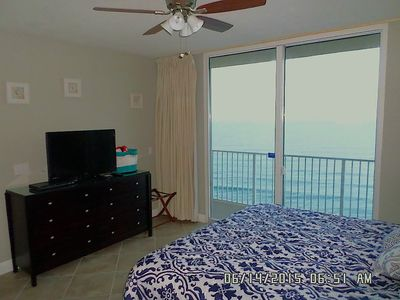 Ocean view from master bed room!!!