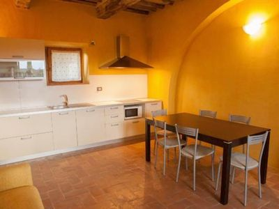 Photo for Holiday apartment Riparbella for 2 - 4 persons with 1 bedroom - Holiday apartment