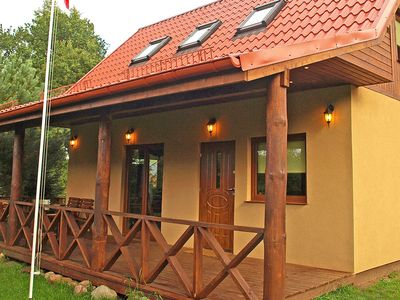 Photo for Cozy Holiday Home In Kopalino With Garden