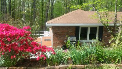 Photo for Private Home One BR Apartment, Near Mall of Ga, Chateau Elan, Lake Lanier, RdAtl