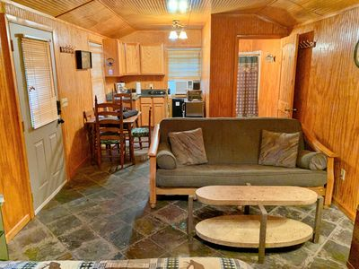 Photo for 1BR Cabin Vacation Rental in Sparta, Tennessee