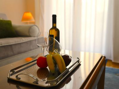 Photo for A beautiful apartment minutes from the heart of Athens!